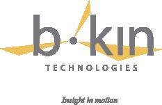 BKin Logo